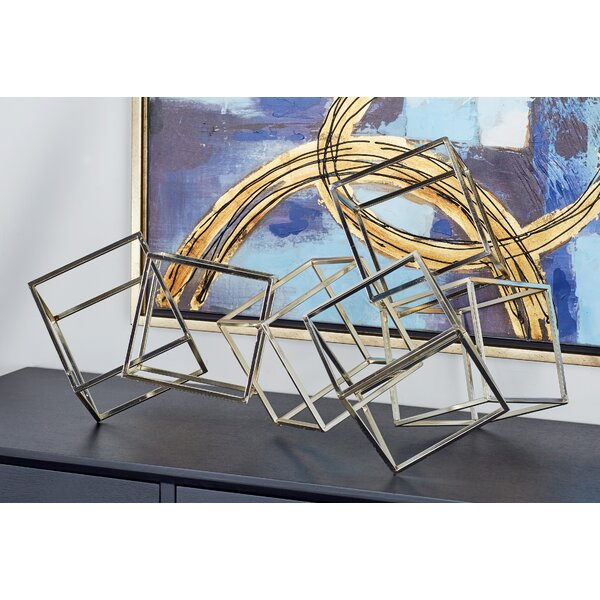 Metal Sculpture by Cole & Grey