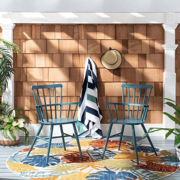 Ignacio Arm Chair (Set of 2) by Gracie Oaks