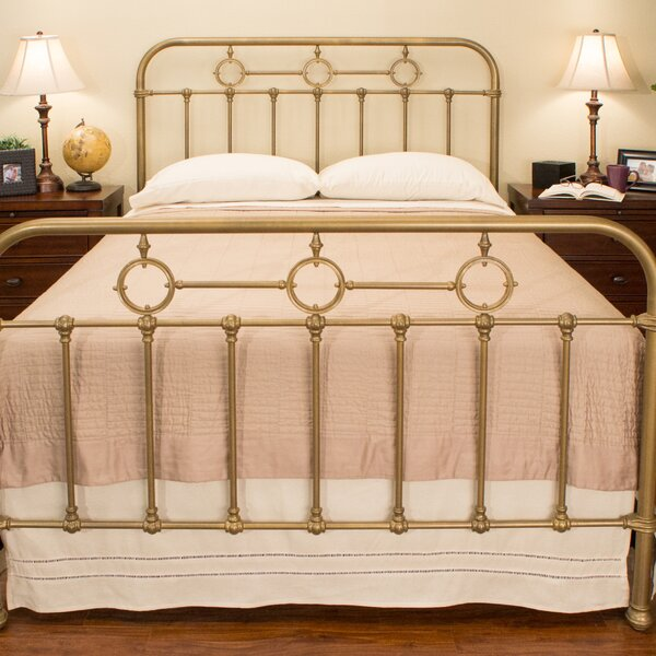 Barrington Standard Bed by Benicia Foundry and Iron Works