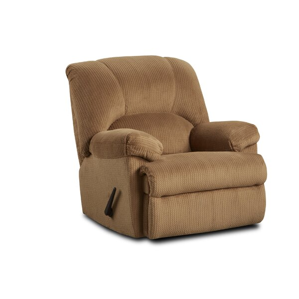 Ohler Manual Recliner Red Barrel Studio W000385824