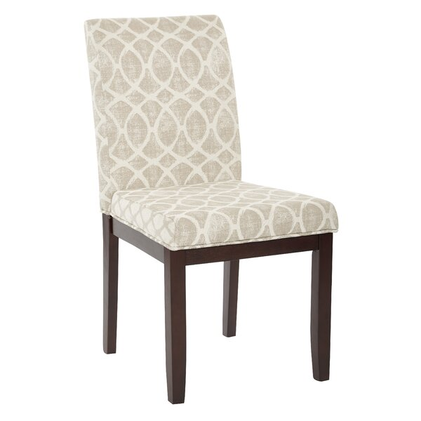 Hoyt Parsons Upholstered Dining Chair by Breakwater Bay