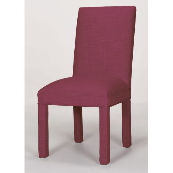 Brook Solid Upholstered Dining Chair by Ebern Designs