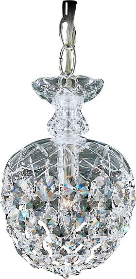 Olde World 1-Light Crystal Pendant by Schonbek