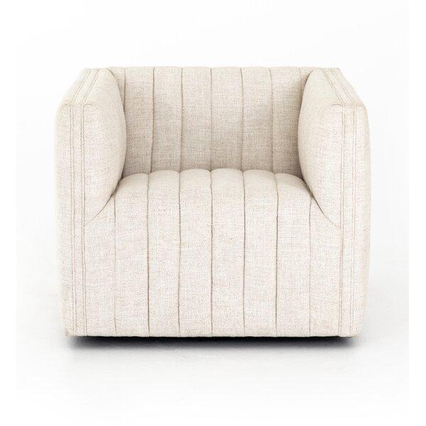 Elosie Swivel Armchair by Brayden Studio