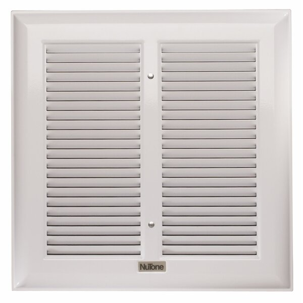 Heavy Duty 80 CFM Energy Star Bathroom Exhaust Fan by Broan
