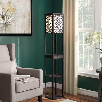 Rectangle Shaped Floor Lamps You Ll Love In 2020 Wayfair