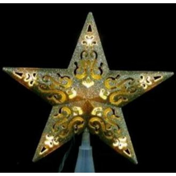 Cutout Star Christmas Tree Topper by The Holiday Aisle