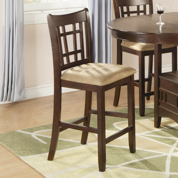 Kistner Solid Wood Dining Chair (Set of 2) by Alcott Hill