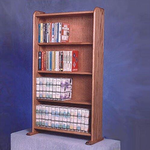 160 DVD Multimedia Storage Rack By Rebrilliant