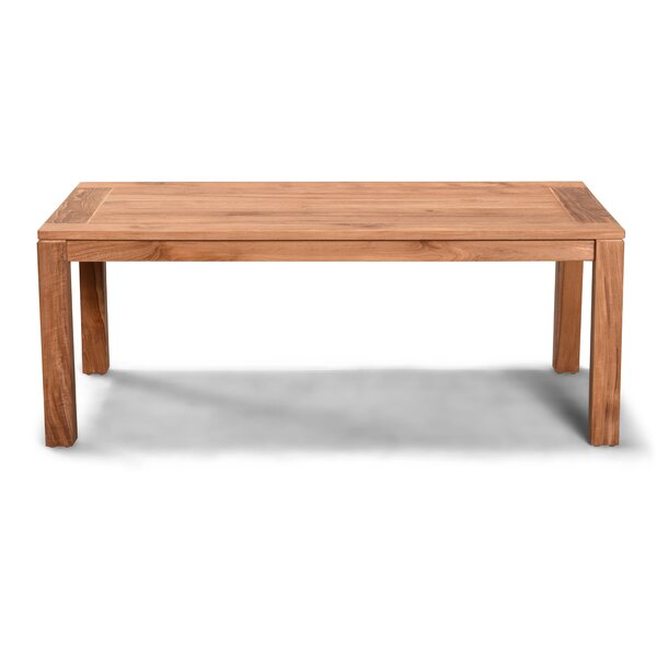 Classic Teak Coffee Table by Harmonia Living