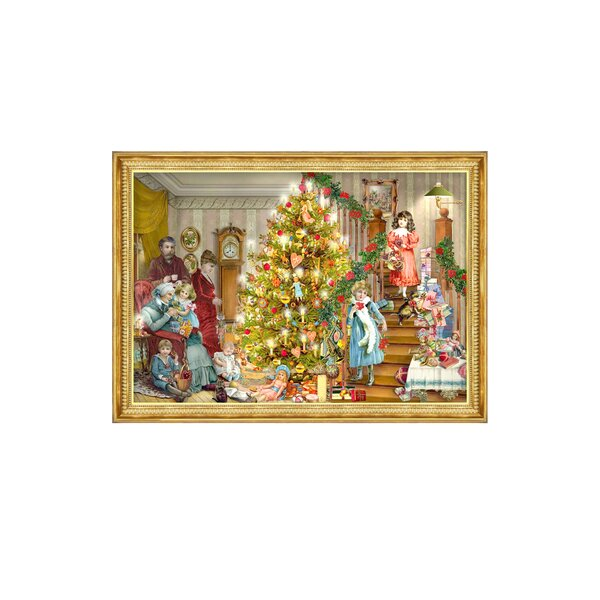 Victorian Christmas Advent Calendar by Alexander Taron
