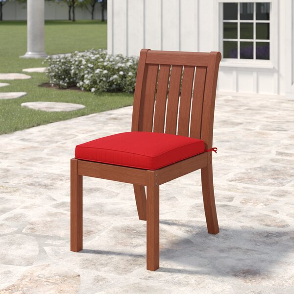 Rossi Patio Dining Chair with Cushion by Birch Lane Heritage Birch Lane™ Heritage