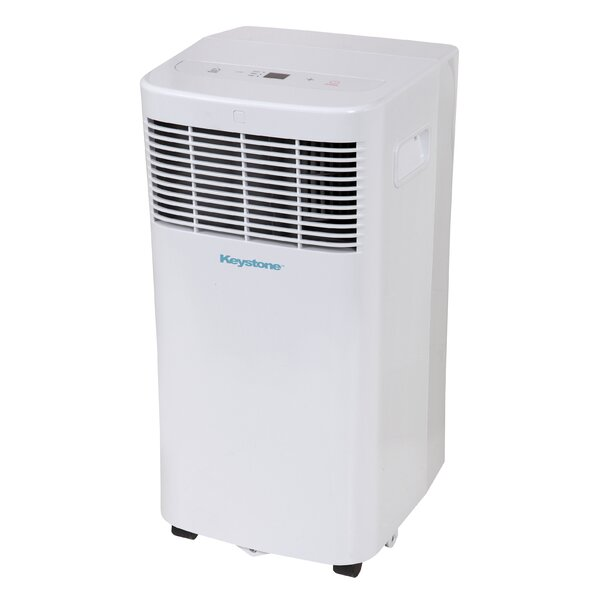 6,000 BTU Portable Air Conditioner with Remote by Keystone