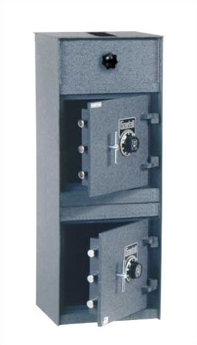 Rotary Chamber Commercial Depository Safe 2.52 CuF