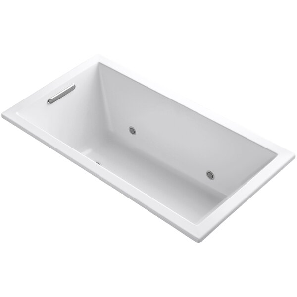 Underscore Vibracoustic 60 x 32 Whirpool Bathtub by Kohler