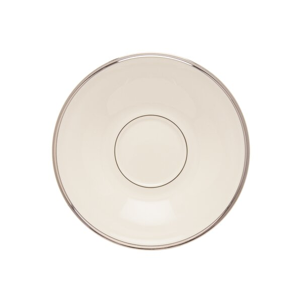 Solitaire 6 Saucer by Lenox