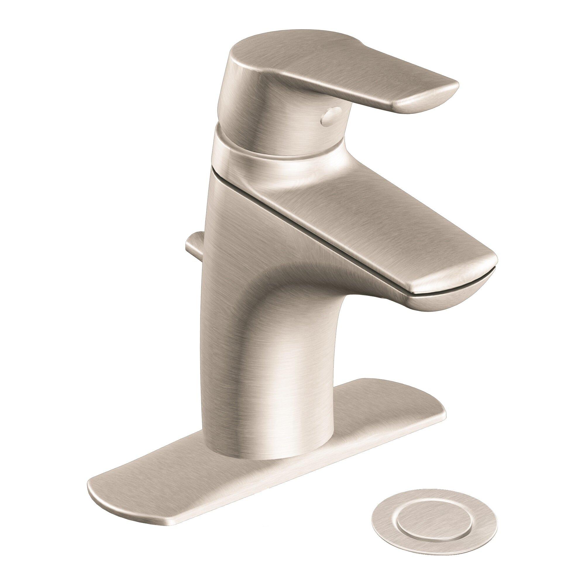 Moen Method Single Hole Bathroom Faucet