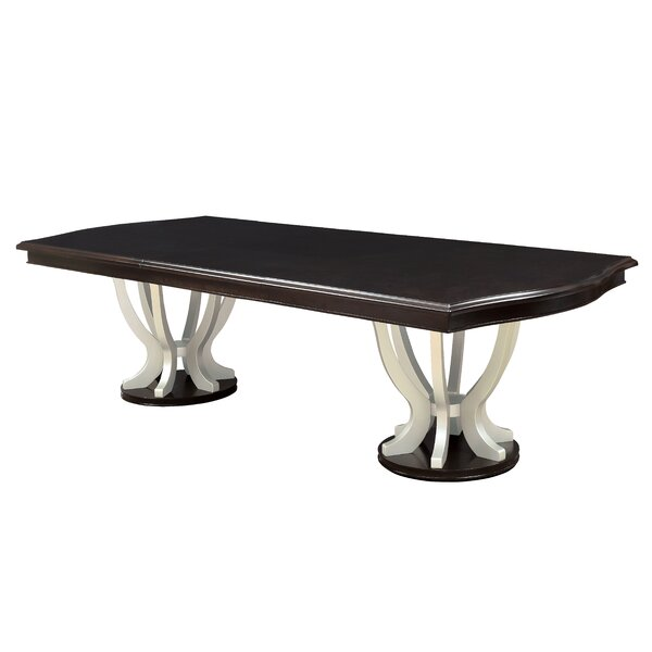 Choncey Extendable Dining Table by Willa Arlo Interiors