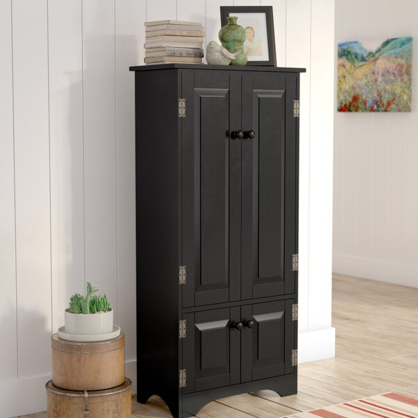 Abernathy 2 Door Accent Cabinet by Andover Mills