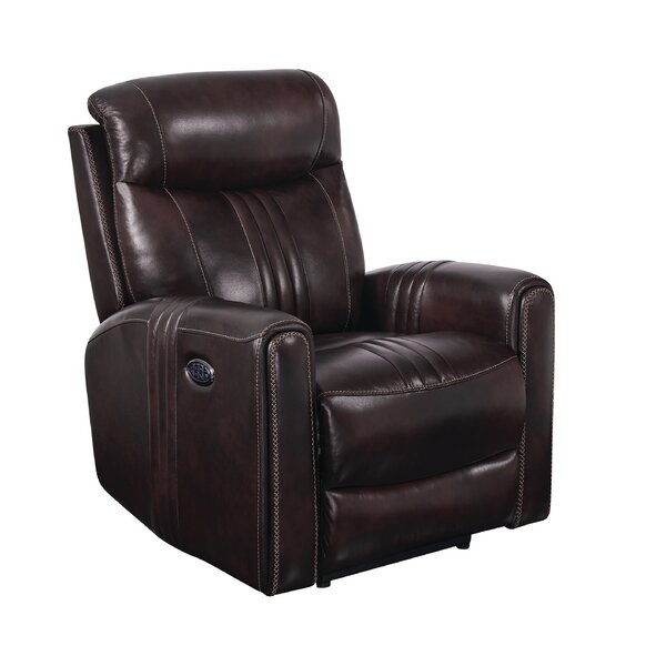 Trentelman Power Wall Hugger Recliner By Winston Porter