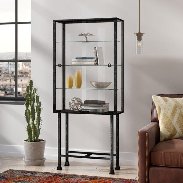 Blazyk Curio Cabinet by Trent Austin Design