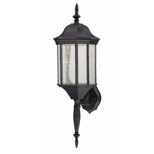 Comparison Shelburn Outdoor Wall Lantern By Three Posts