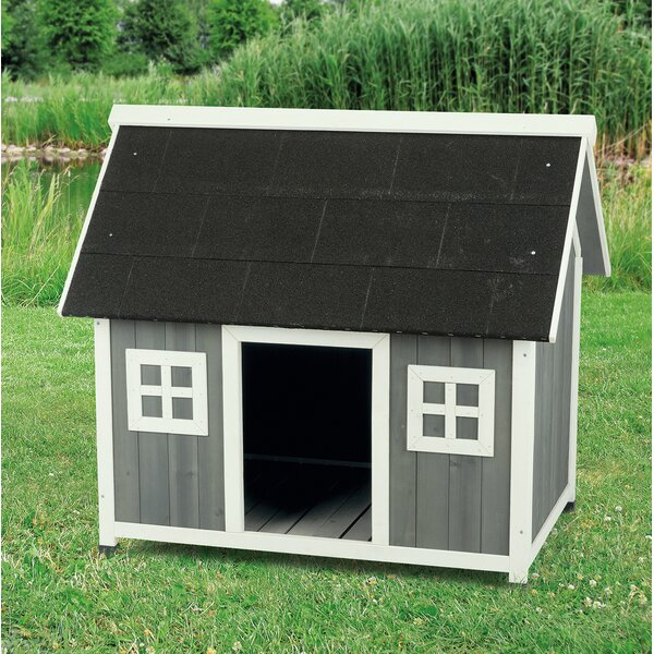 Freddy Barn Style Dog House by Archie & Oscar
