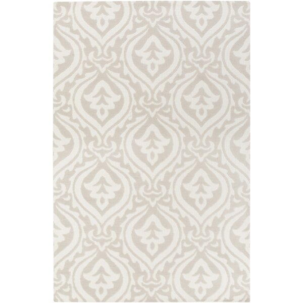 Lachapelle Ivory/Beige Area Rug by House of Hampton