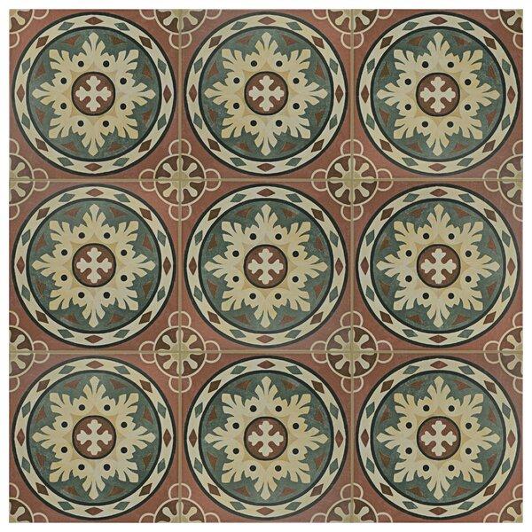Colombia 10 x 10 Porcelain Field Tile