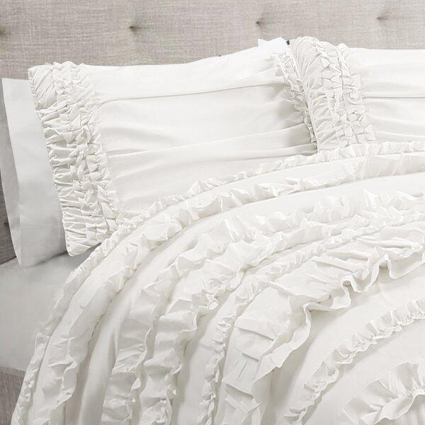Rieder 4 Piece Comforter Set by Willa Arlo Interiors