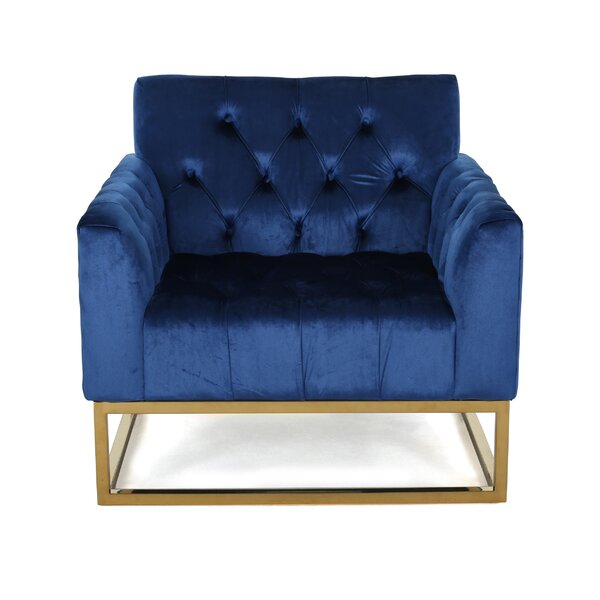 Bolduc Armchair by House of Hampton House of Hampton