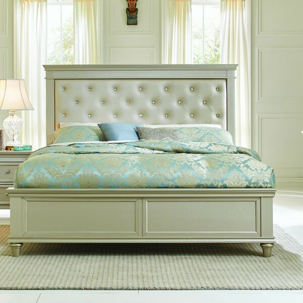 Celine Upholstered Standard Bed by Willa Arlo Interiors