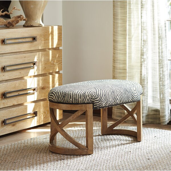 Los Altos Upholstered Bench By Tommy Bahama Home