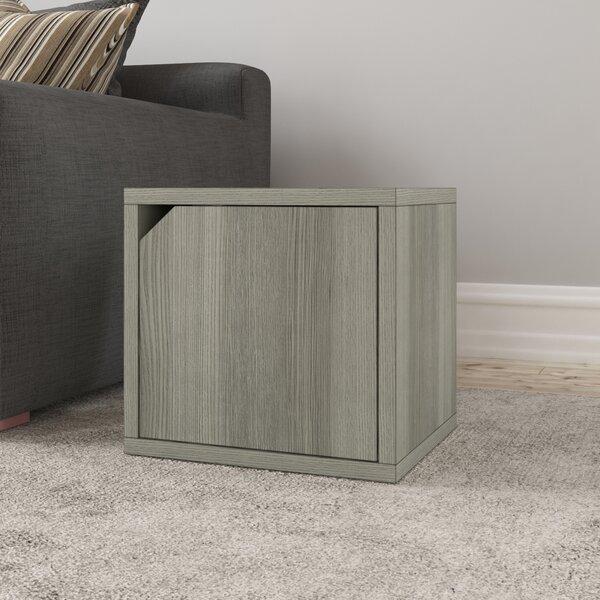 Bolan Unit Storage Shelf Standard Bookcase By Ebern Designs