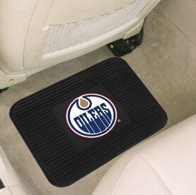 NHL Edmonton Oilers Kitchen Mat by FANMATS