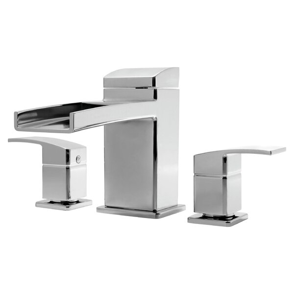 Kenzo Double Handle Deck Mounted Roman Tub Faucet Trim by Pfister Pfister