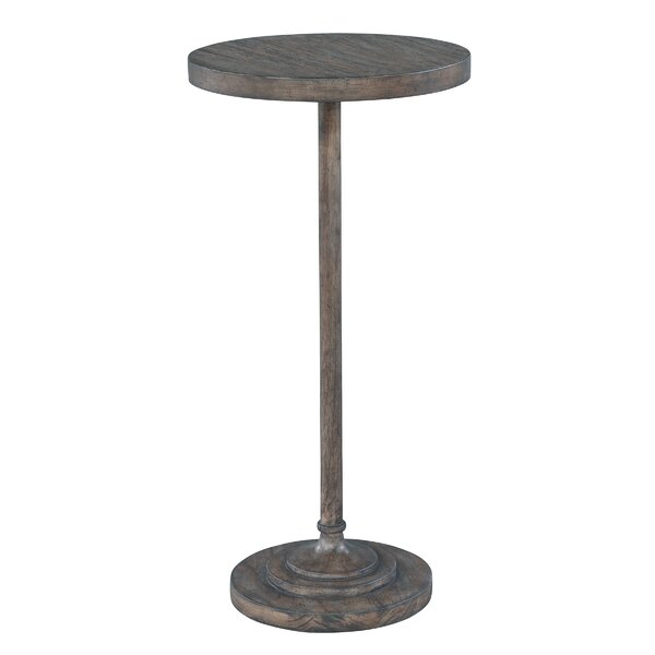 Laney Slim Post End Table By One Allium Way