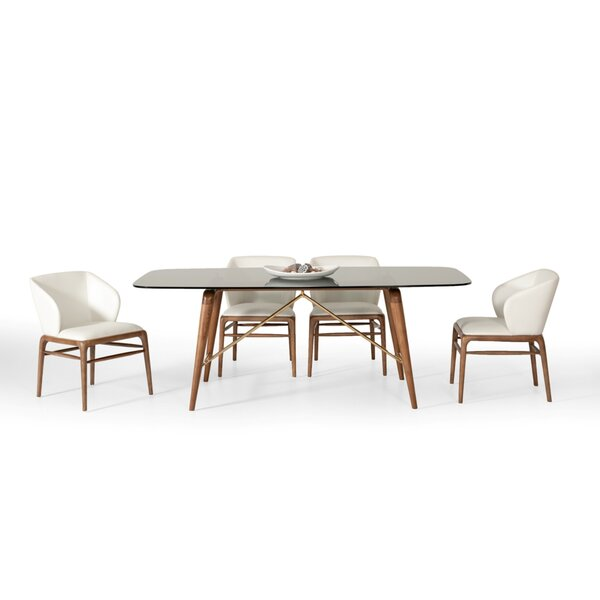 Pierre 5 Piece Dining Set By Corrigan Studio Spacial Price