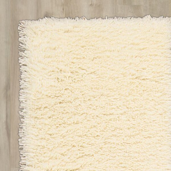 Ratchford Hand-Tufted Ivory Area Rug by Alcott Hill