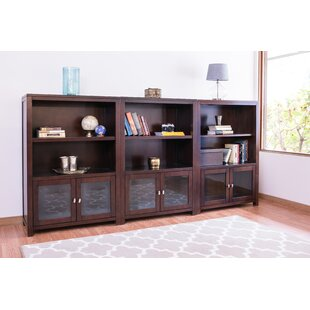 Tonya Standard Bookcase (Set of 3) by Canora Grey