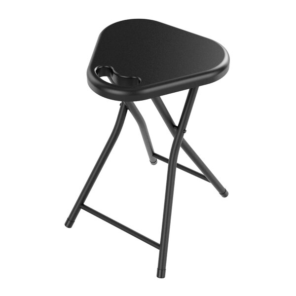 Folding Stool with Handle (Set of 4) by Dar