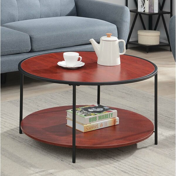 Andover Mills Round Coffee Tables