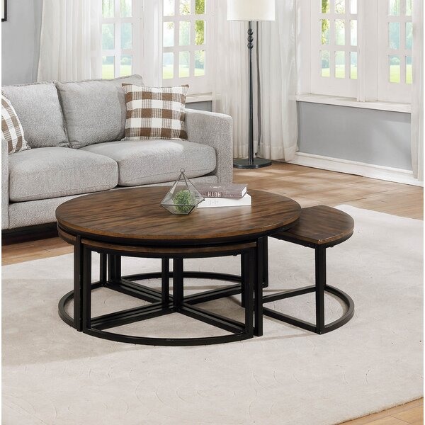 Hensley 5 Piece Coffee Table Set By Gracie Oaks
