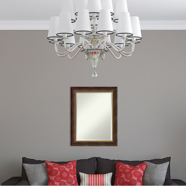 Everitt Wall Mirror by Charlton Home