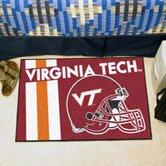 NCAA Virginia Tech Starter Mat by FANMATS