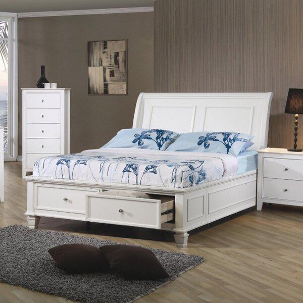 Storage Bed by Harriet Bee