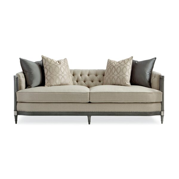 Off the Cuff Sofa by Caracole Classic