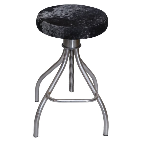 Tyran Accent Stool by 17 Stories