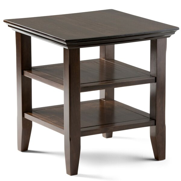 Acadian End Table by Simpli Home