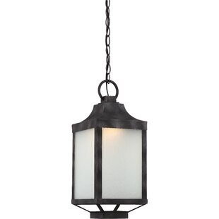 Looking for Saige 1-Light LED Outdoor Hanging Lantern By Laurel Foundry Modern Farmhouse